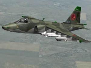 Ruslar patriotlara Su-25'lerle karşı koyacak