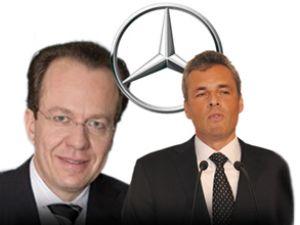 Mercedes-Benz'e yeni bir başkan geliyor