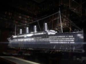 Titanic II gemisi de aynı rotadan gidecek