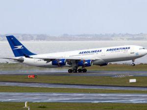 Aerolineas, Paraguay'a uçuşlarını arttırıyor