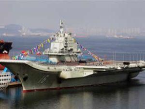 Varyag yeni askeri limana transfer oldu