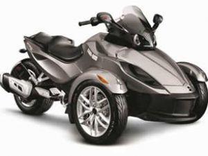 'Spyder 2013 modeli tutkunlarıyla buluştu