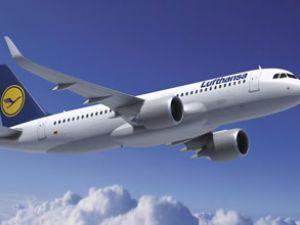 Lufthansa Airbus A320 uçağını teslim aldı