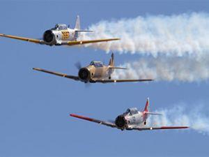 Uluslararası Havacılık Gösterisi etkiledi