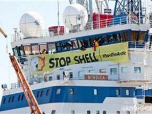 Shell kutupta petrol aramasına ara verdi