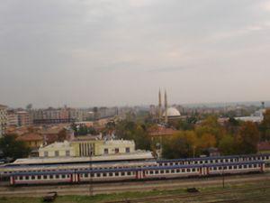 Diyarbakır demiryolu hattı yenileniyor