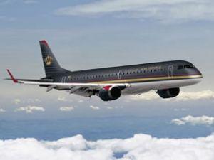 RJ, Amman uçuşunun rotasını değiştirdi