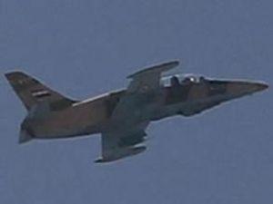 Muhalifler Türk füzeleriyle uçak düşürdüler