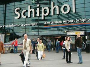 Schiphol Havalimanı 52 milyon yolcu taşıdı