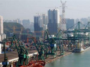 Xiamen'da 3 konteyner limanı birleşiyor