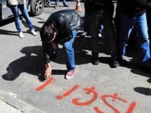 Atatürk Havalimanı'ndaki ölüme protesto