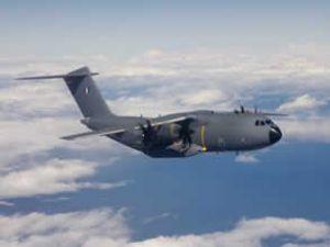 Airbus A400M ilk uçuşunu gerçekleştirdi