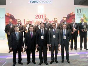 Ford Otosan imalatçılarını ödüllendirdi