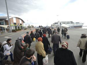 İDOBÜS seferleri 1 Nisan'da Kadıköy'de