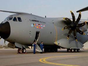 EASA, Airbus A400M'e belgesini verdi