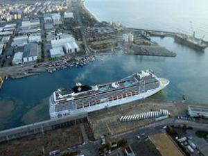 4 yeni kruvaziyer şirketi Antalya'yı seçti