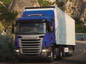 Scania 13 litrelik motor ile daha güçlü