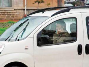'Cep'ten konuşan 235 bin sürücüye ceza