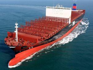 APL'nin en büyük gemisi: APL Temasek