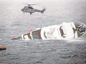 Nijerya açıklarında tekne battı: 126 kayıp