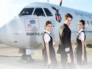 Borajet-Beşiktaş arasında büyük işbirliği