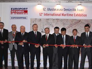 """""""EUROPORT İSTANBUL"""" kapılarını açtı"""