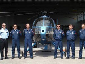 Emniyet 2 eğitim helikopterini filosuna ekledi