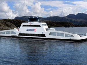 İlk elektrikli feribot 2014 hizmete girecek