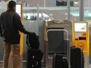 Lufthansa çalışanlarından iş bırakma eylemi
