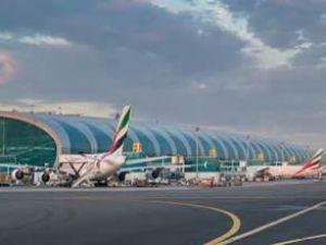 Dubai Uluslararası Havaalanı rekor kırıyor