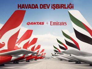 Emirates ile Qantas işbirliği son onay verdi