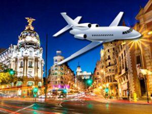 TBMM gündemi İstanbul-Madrid uçuşları