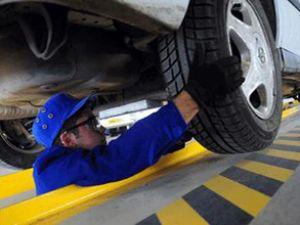 Almanya'da araç muayenesine sıkı kontrol