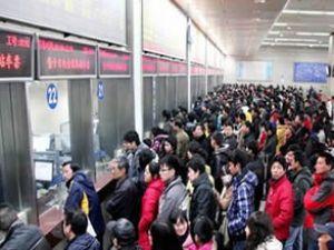 Çin'de 1'inci sınıf uçak bileti satışı düştü