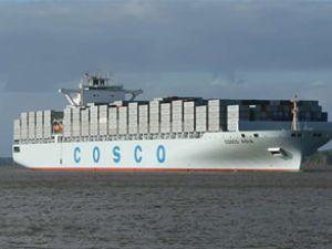 COSCO'nun 2012 zararı 1.5 milyar dolar