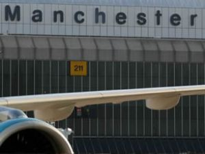 Manchester Havaalanı'nda bomba alarmı