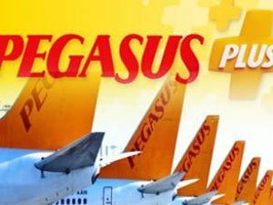Pegasus Plus üyeleri %30 indirimli uçuyor