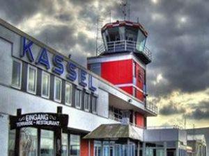 Kassel-Calden havalimanı faaliyete geçti