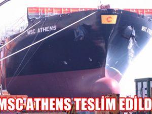 Costamare, yeni gemiyi MSC'ye kiraladı