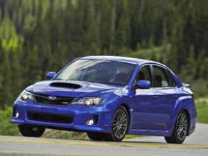 Subaru Impreza WRX görücüye çıktı