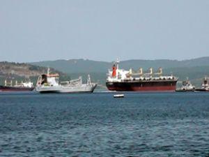 Boğazdan 2 ayda 6 bin 673 gemi geçti