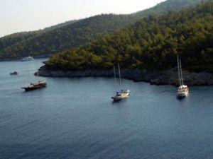 Akdeniz'de mavi tur keyfi erken başladı