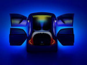 Renault'un yeni konsept modeli: Twin'Z