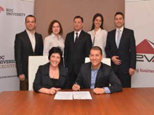 Ceva, Koç Üniversitesi anlaşma imzaladı