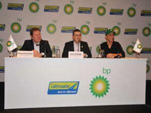 BP Ultimate Euro Diesel ile fazla yol