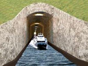Norveç dünyanın ilk gemi tünelini yapacak