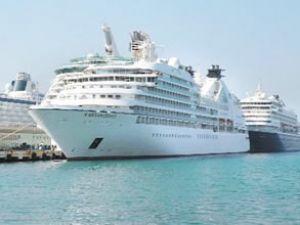 Kruvaziyer turizmi için limanlar yetersiz