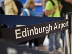 Edinburgh Havaalanı yolcu sayısı %4 arttı