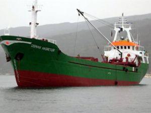 Haşhaş taşıyan Türk gemisi durduruldu
