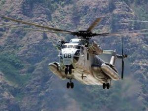 K. Kore yakınlarında ABD helikopteri düştü